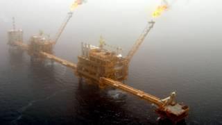 Нефтяная платформа, Иран
