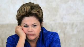 Shugabar kasar Brazil Dilma Rouseff