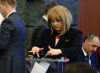 Pamfilova voting