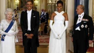 ओबामा का लंदन दौरा
