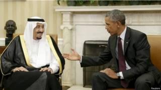 ما هي درجة التوتر في العلاقات الأمريكية السعودية؟