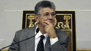 El presidente de la Asamblea, Henry Ramos Allup