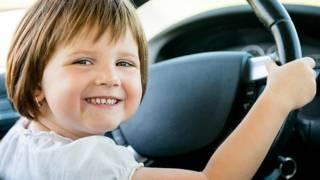 Обучение вождению с ранних лет
