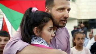 اسرائيل تطلق سراح الطفلة الفلسطينية ديما الواوي