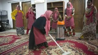 सऊदी घरेलू कर्मचारी