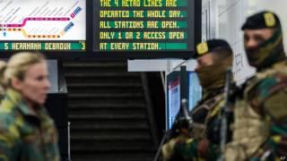 布魯塞爾3月遭襲擊地鐵站全面恢復運營