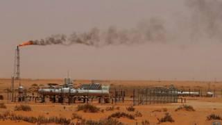 Саудовская Аравия, добыча нефти