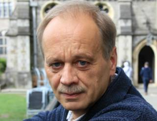 Профессор Юрий Дуброва из университета Лестера