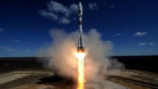 """Запуск ракеты-носителя""""Союз-2.1а"""" с космодрома c Восточный, 28 Апреля 2016"""