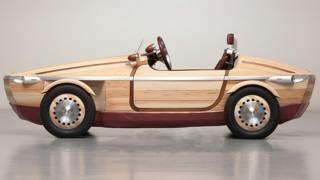 Прототип Toyota Setsuna