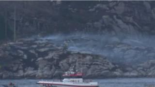 हेलिकॉप्टर दुर्घटना