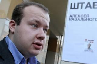 Глава отдела расследований ФБК Георгий Албуров