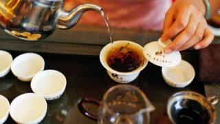الشاي الذي يفوق سعره الذهب