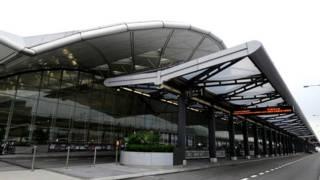 हांगकांग का अंतरराष्ट्रीय एयरपोर्ट