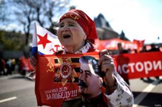 Cómo logró Rusia que no lloviera durante el acto festivo más multitudinario del año