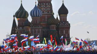 Plaza Roja de Rusia