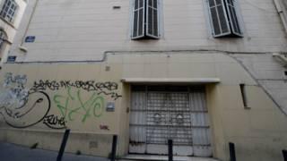Sinagoga en Marsella