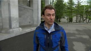 BBC記者傅東飛(Rupert Wingfield-Hayes)