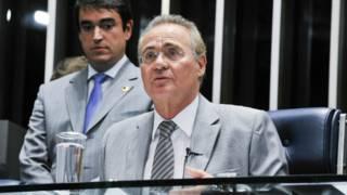 Renan chama decisão de Maranhão de 'brincadeira com democracia' e dá continuidade ao impeachment