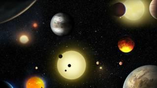 Descubren en la Vía Láctea más de 100 planetas parecidos a la Tierra, 9 con posibilidades de vida