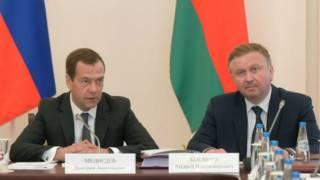 Медведев и Кобяков