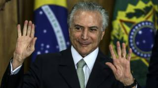 ميشال تامر الرئيس البرازيلي الجديد