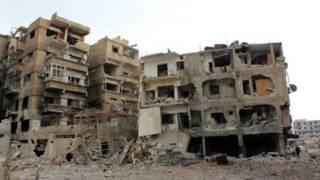 Daraya a Syria