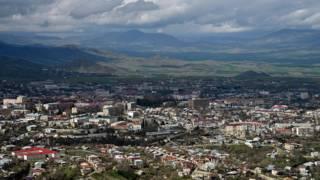Вид Степанакерта