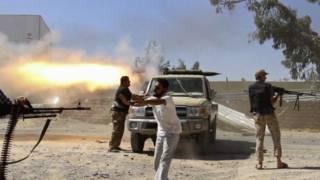 """""""اسلامي دولت"""" ډله له ګډوډۍ په ګټې اخیستو لیبیا ته ننوتلې ده."""