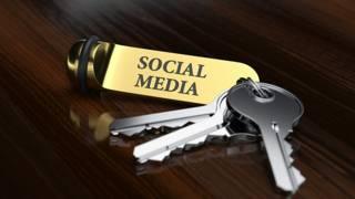 Ключи от соцсетей