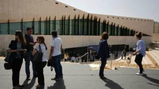 Новый Палестинский музей