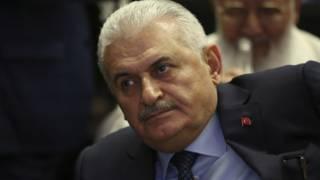 الحزب الحاكم في تركيا يختار بن علي يلدريم لرئاسة الوزراء