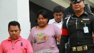 Тайская полиция задерживает Патнари Чанкидж