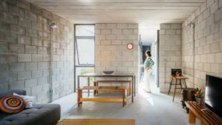 La casa de una empleada doméstica en Brasil que se volvió una maravilla de la arquitectura mundial