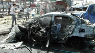Сирийский Тартус: более ста погибших в результате взрыва