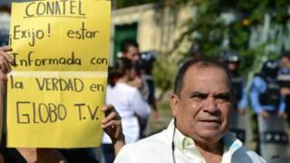 David Romero, director de Global TV Honduras