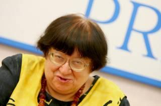 Валерия Новодворская