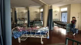 بیمارستانی در ونزوئلا