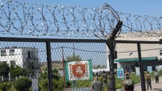 Крым, тюрьма