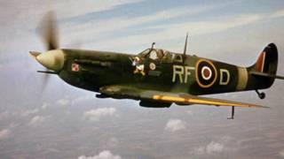 Британский Spitfire