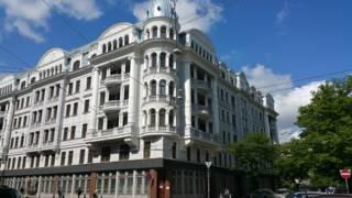 здание КГБ в Риге
