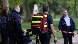 पेरिस में बिजली गिरने से 11 जख्मी