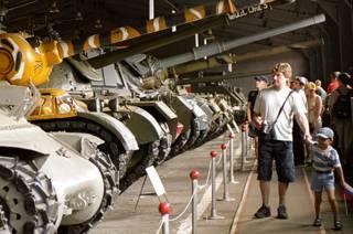 """M48A3 """"Магах"""" в Кубинке"""