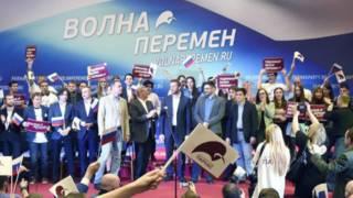 Россия, оппозиция, Волна перемен