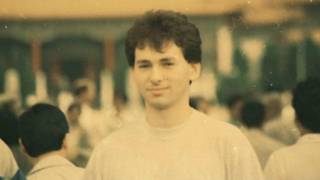 Un joven Tomasz Czechowicz que emprendió un negocio a través de la Cortina de Hierro.