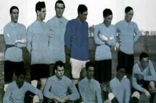 Uruguay 1916