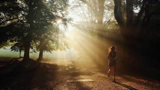 Утренняя пробежка