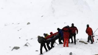 Puncak Everest