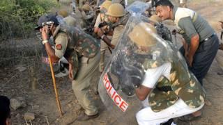 मथुरा हिंसा (फ़ाइल फोटो)