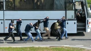 Антитеррористические учения в России